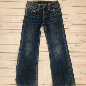 Girls Joes Jeans Beth Medium Wash Size 6